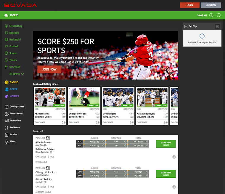 bovada betting reviews bravado sports betting