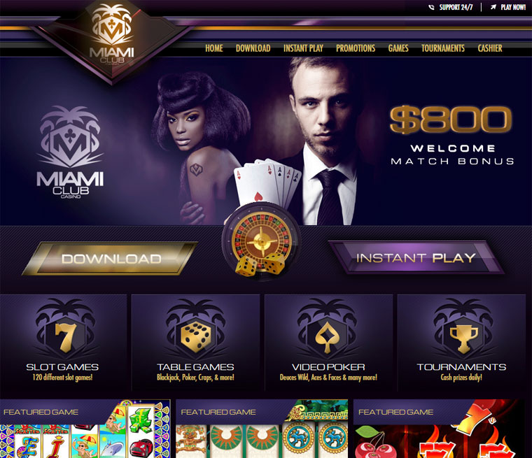 miami club casino withdrawal
